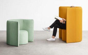 丹麥頂級家具品牌+HALLE 2020年新款Proto系列