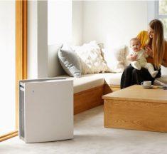 室內車內安心防疫 – 瑞典Blueair X90i空氣清淨機與Cabin P2i車用清淨機
